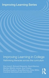 Improving Learning in College (e-bok)