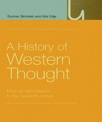History of Western Thought (h�ftad)