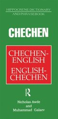 Chechen-English English-Chechen Dictionary and Phrasebook