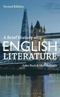 A Brief History of English Literature (h�ftad)