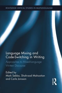 Language Mixing and Code-Switching in Writing (h�ftad)