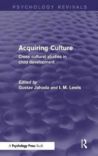 Acquiring Culture (h�ftad)