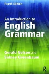 An Introduction to English Grammar (h�ftad)