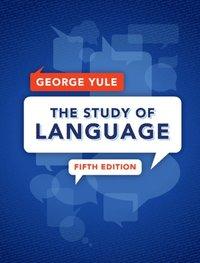 Study of Language (h�ftad)
