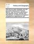 Het Echt En Waar Character Van Den Beruchten Doctor Carl Friedrich Bahrdt, Naar Het Peven Geschilderd Met Gepaste Verwen, Die Aan Den Rhynstroom, in Holland En Engeland Vergaderd En Afgewreeven Zyn.