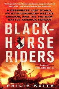 Blackhorse Riders (h�ftad)