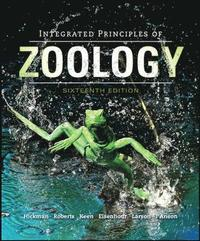 Integrated Principles of Zoology (Int'l Ed) (h�ftad)