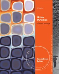 Group Dynamics, International Edition (h�ftad)