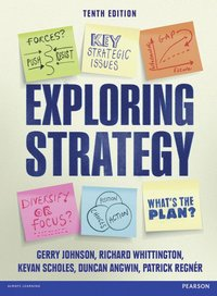 Exploring Strategy Text Only (h�ftad)