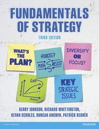 Fundamentals of Strategy with MyStrategyLab Pack