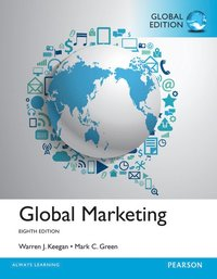 Global Marketing, Global Edition (h�ftad)