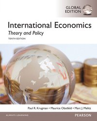 International Economics: Theory and Policy, Global Edition (h�ftad)