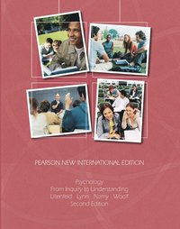 Psychology: Pearson New International Edition (inbunden)