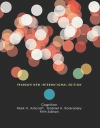 Cognition: Pearson New International Edition (h�ftad)