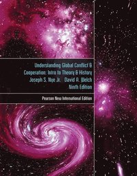 Understanding Global Conflict and Cooperation: Pearson New International Edition (h�ftad)