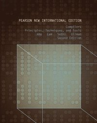 Compilers: Pearson New International Edition