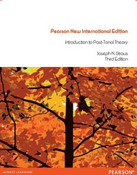 Introduction to Post-Tonal Theory: Pearson New International Edition (h�ftad)