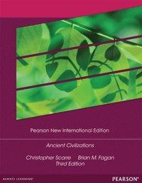 Ancient Civilizations:Pearson New International Edition (h�ftad)