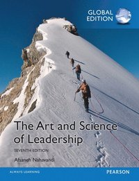 The Art and Science of Leadership, Global Edition (h�ftad)