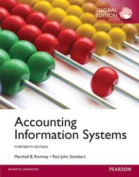 Accounting Information Systems, Global Edition (h�ftad)
