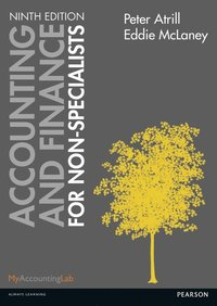 Accounting and Finance for Non-Specialists (h�ftad)