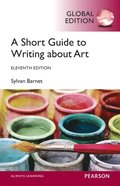 Short Guide to Writing About Art, Global Edition