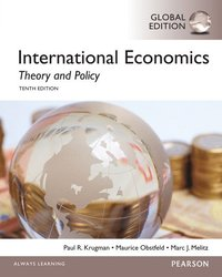International Economics: Theory and Policy with MyEconLab, Global Edition (inbunden)