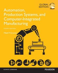 Automation, Production Systems, and Computer-Integrated Manufacturing, Global Edition (h�ftad)