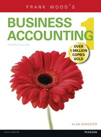 Frank Wood's Business Accounting Volume 1 13th edn (h�ftad)