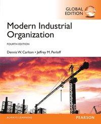 Modern Industrial Organization, Global Edition (h�ftad)