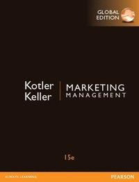 Marketing Management, Global Edition (h�ftad)