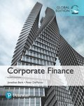 Corporate Finance plus MyFinanceLab with Pearson eText, Global Edition