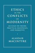 Ethics in the Conflicts of Modernity