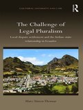 Challenge of Legal Pluralism