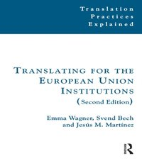 Translation for the European Union Institutions (h�ftad)
