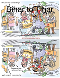 Parody: Bihar to Tihar: My Political Journey