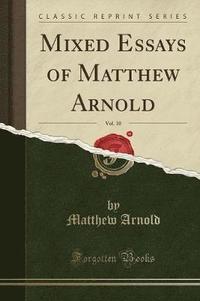 essays in criticism by matthew arnold paperback van matthew arnold ...