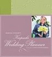 Martha Stewart's Keepsake Wedding Planner (inbunden)