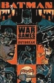 Batman War Games: Act One (h�ftad)