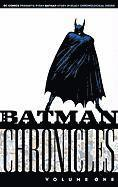 Batman Chronicles: Vol 01 (h�ftad)