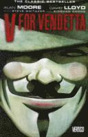 V For Vendetta New Edition (h�ftad)