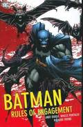 Batman Rules Of Engagement TP