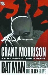Batman: The Black Glove (inbunden)
