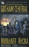 Gotham Central: Volume 1 In the Line of Duty (h�ftad)