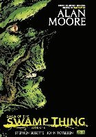 Saga of the Swamp Thing: Book 01 (h�ftad)