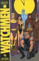 Watchmen Trade Paperback (h�ftad)