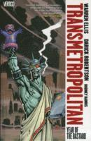 Transmetropolitan: Volume 03 Year of the Bastard