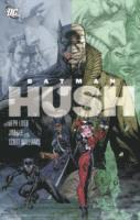 Batman Hush Complete (h�ftad)