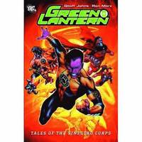 Green Lantern: Tales of the Sinestro Corps (h�ftad)