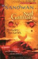 Sandman: Volume 01  Preludes &; Nocturnes (inbunden)